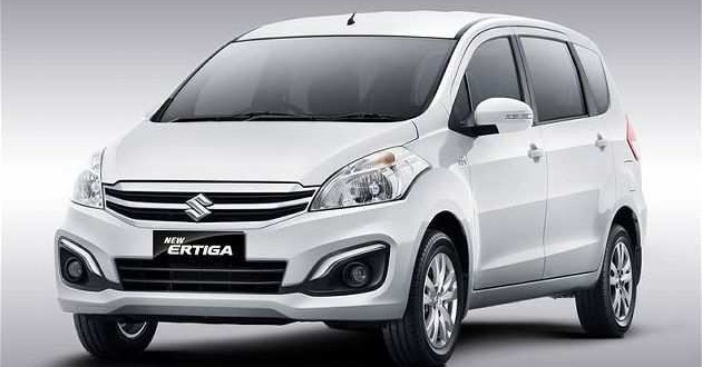 Eksterior Suzuki New Ertiga