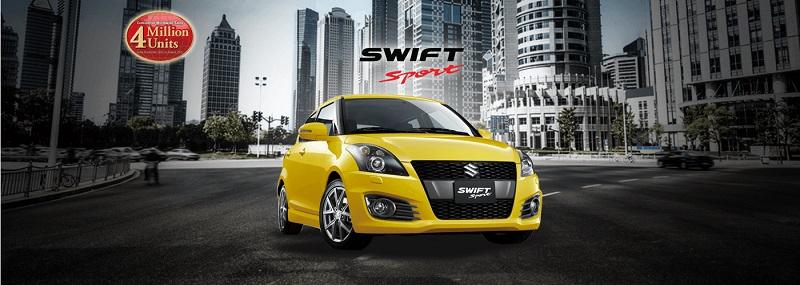 swift sport 2