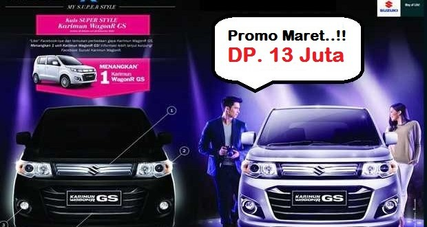 promo-karimun wagon r maret 2016