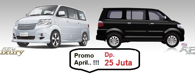 Promo Suzuki APV April 2016