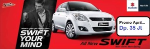 Promo Suzuki Swift April 2016