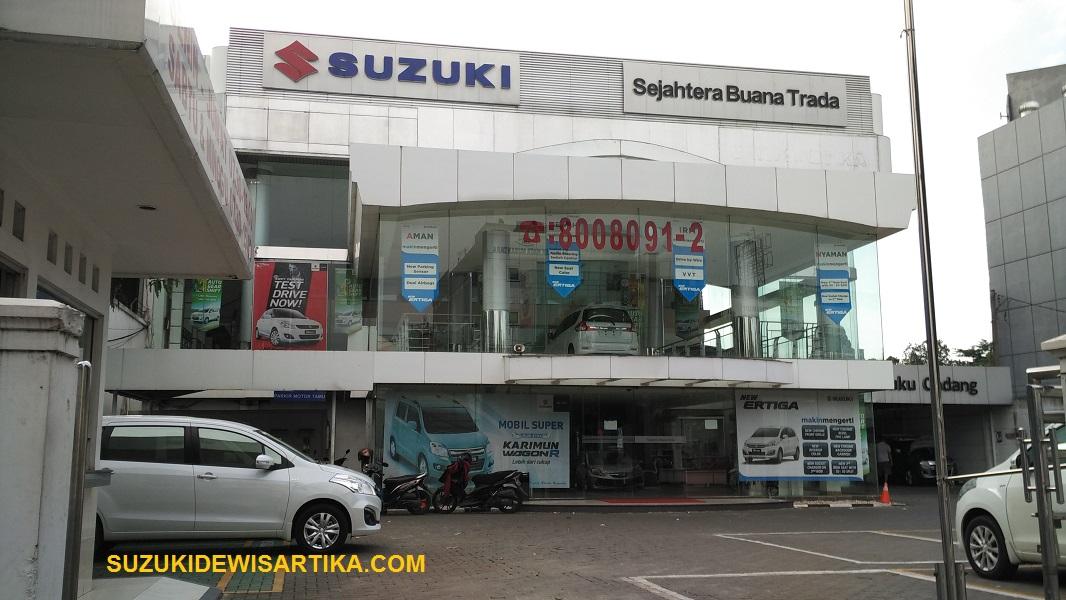 Dealer Mobil Suzuki Jakarta