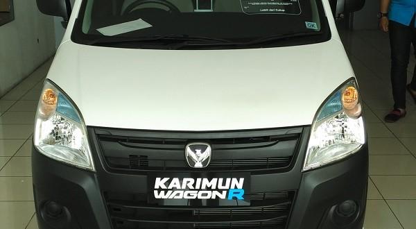 Karimun Wagon R Blind Van