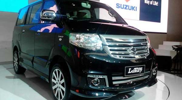 Harga Suzuki-APV-Luxury-Terbaru