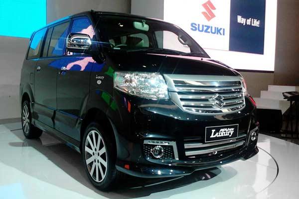 Harga Suzuki APV Luxury Terbaru