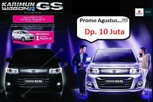 Promo Karimun Wagon R Agustus 2016