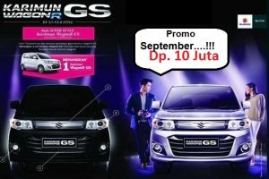 Promo Karimun Wagon R September 2016