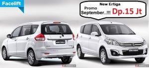 Promo Suzuki Ertiga September 2016