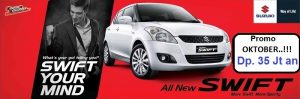 PROMO SUZUKI SWIFT OKTOBER 2016