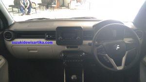 Dashboard Suzuki Ignis