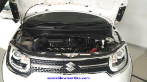 Mesin Suzuki Ignis