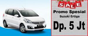 Suzuki Ertiga Dp 5 Juta