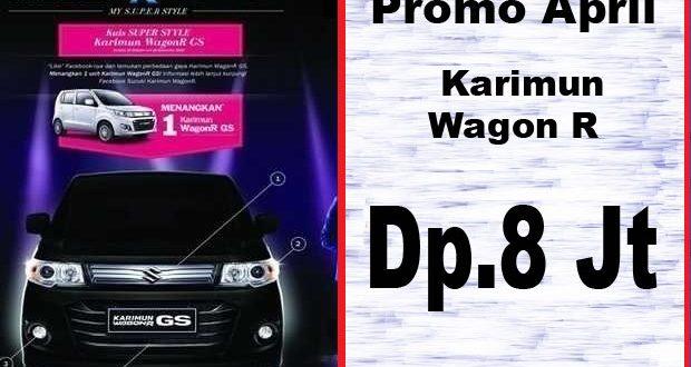 Harga Karimun Wagon R April 2017