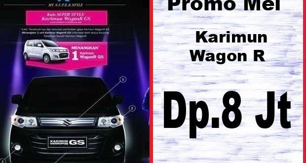 Harga Karimun Wagon R Mei 2017