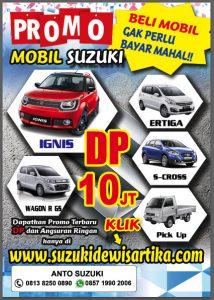 Harga Mobil Suzuki