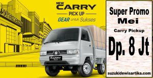 Harga Suzuki Carry Pickup Mei 2017