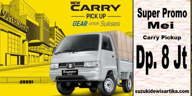 Harga Suzuki Carry Pickup Mei 2017