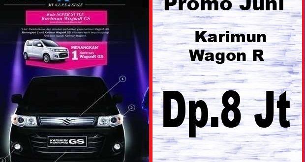 Harga Karimun Wagon R Juni 2017