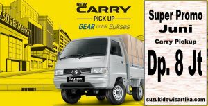 Harga Suzuki Carry Pickup Juni 2017