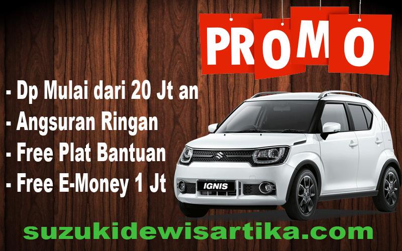 Promo Suzuki Ignis