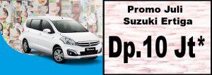 Harga Suzuki Ertiga Juli 2017