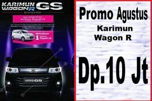 Harga Karimun Wagon R Agustus 2017