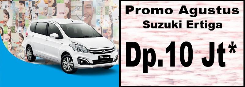 Harga Suzuki Ertiga Agustus 2017