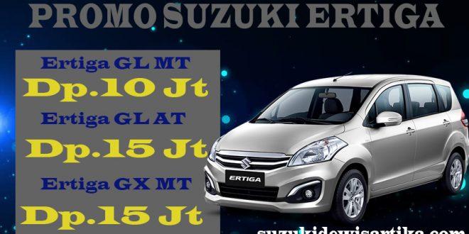 Harga Mobil Suzuki Ertiga Murah