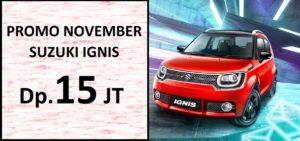 Harga Suzuki Ignis November 2017