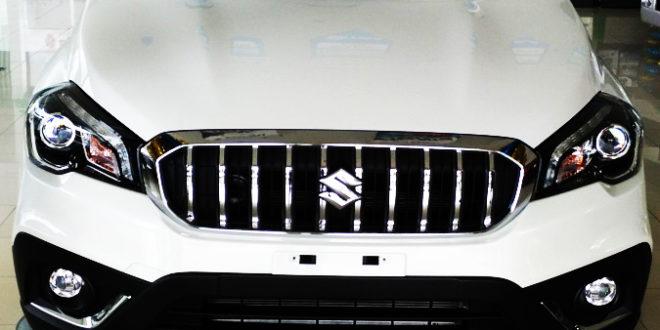 SX4 S-Cross Baru