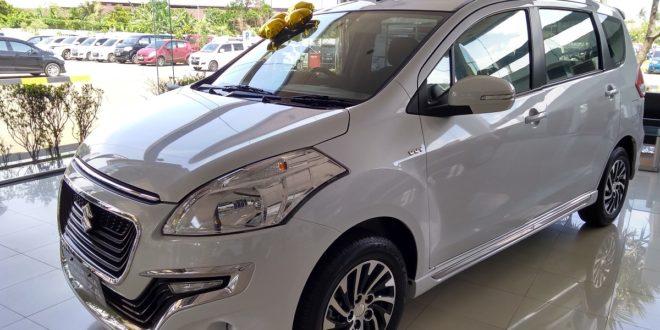 Suzuki Ertiga Dreza Putih