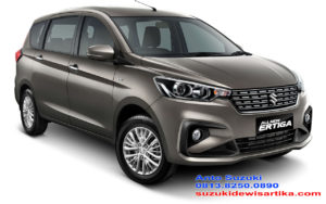 ALL NEW SUZUKI ERTIGA GREY