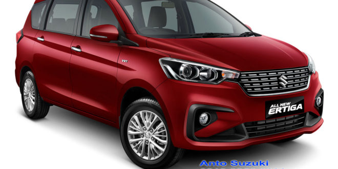 ALL NEW SUZUKI ERTIGA MERAH