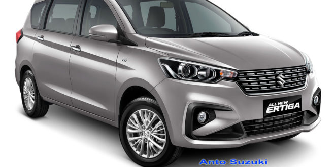 ALL NEW SUZUKI ERTIGA SILVER