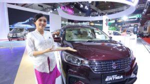 Suzuki All New Ertiga IIMS 2018