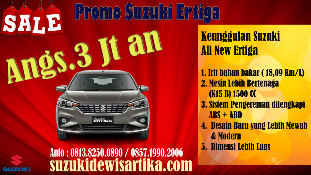 KEUNGGULAN SUZUKI ALL NEW ERTIGA