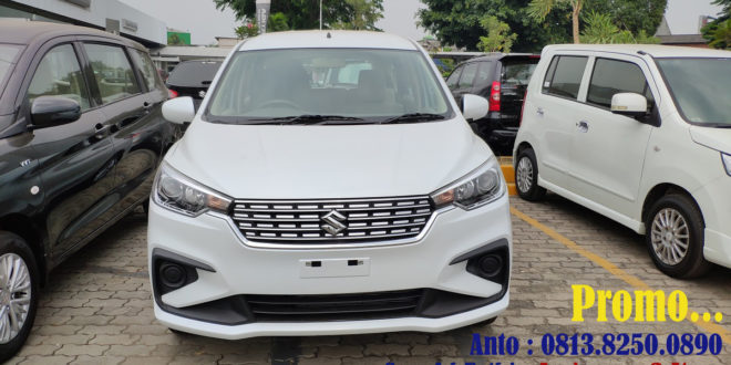 SUZUKI ALL NEW ERTIGA PUTIH
