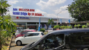 DEALER DAN SHOWROOM SUZUKI LUBANG BUAYA