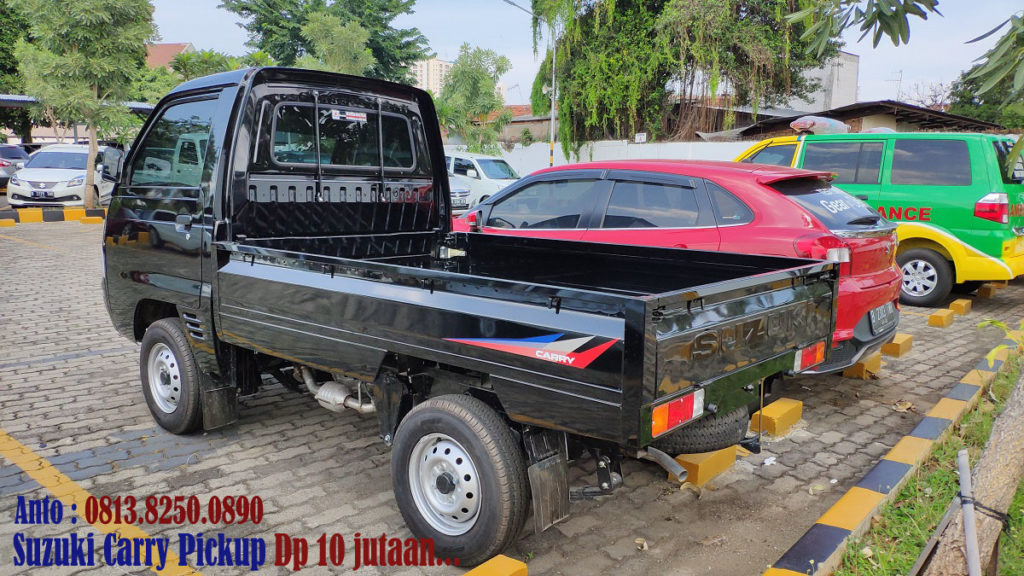PROMO SUZUKI CARRY PICKUP 2019 WARNA HITAM