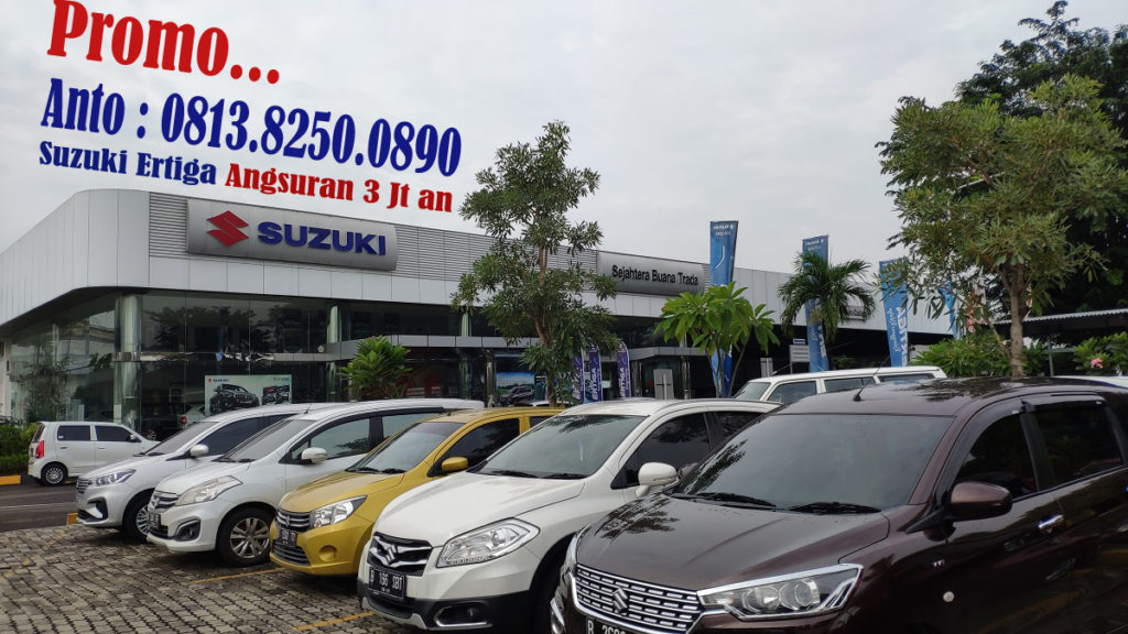 DEALER - SHOWROOM SUZUKI BANDENGAN