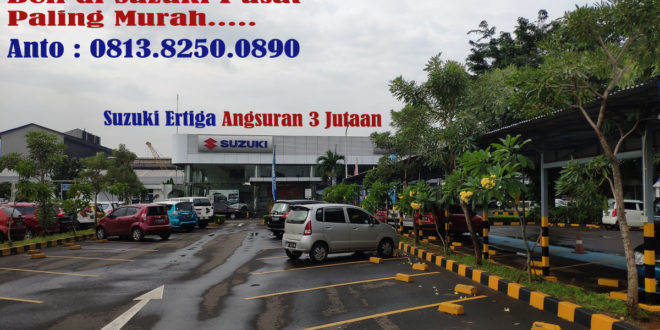 DEALER – SHOWROOM SUZUKI CAWANG