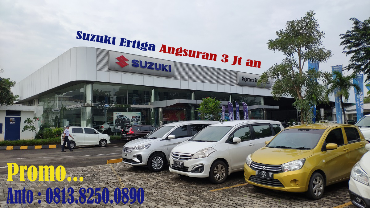 Dealer / Showroom Suzuki Jakarta Barat
