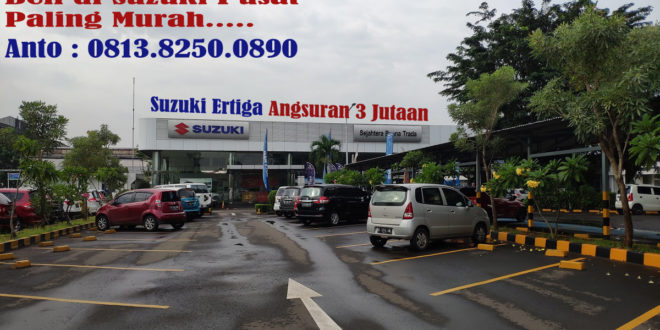 DEALER – SHOWROOM SUZUKI JATIWARINGIN