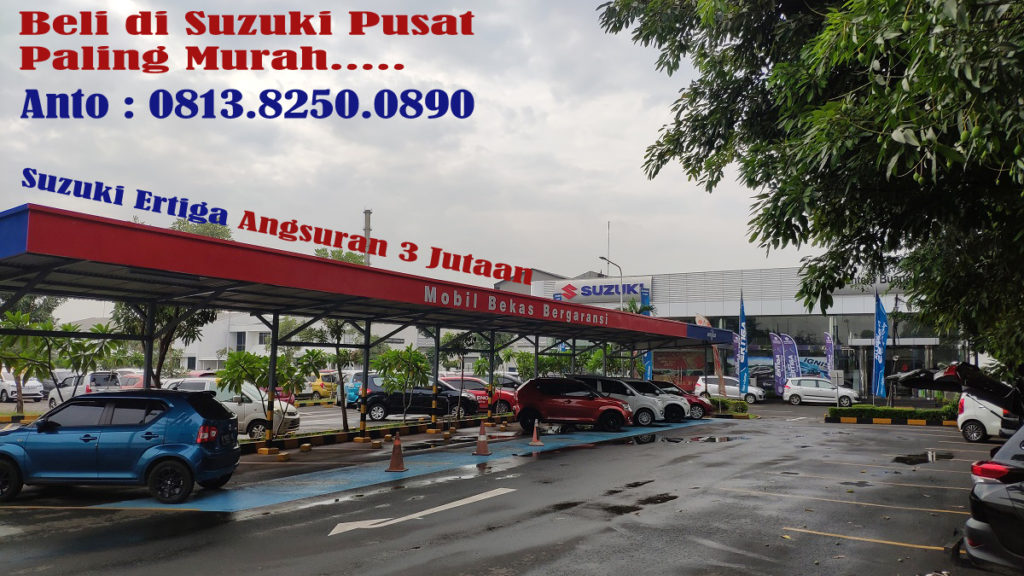 DEALER - SHOWROOM SUZUKI KARAWANG
