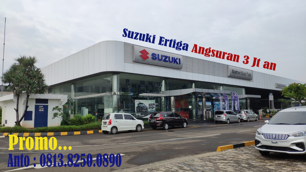DEALER - SHOWROOM SUZUKI PURI KEMBANGAN