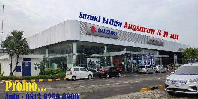 DEALER – SHOWROOM SUZUKI PURI KEMBANGAN