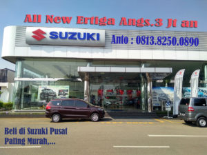 SHOWROOM - DEALER SUZUKI CIPULIR