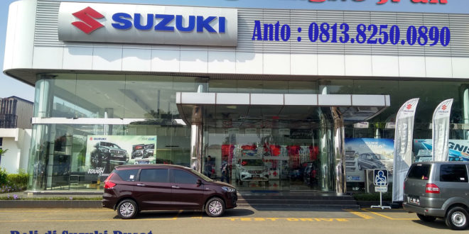 SHOWROOM – DEALER SUZUKI CIPULIR