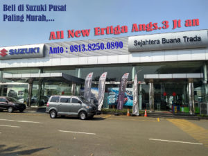SHOWROOM - DEALER SUZUKI CIPUTAT