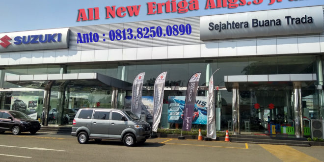 SHOWROOM – DEALER SUZUKI CIPUTAT